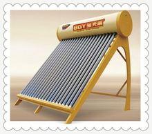 Brilliant Domestic Passive Solar Water Heating System