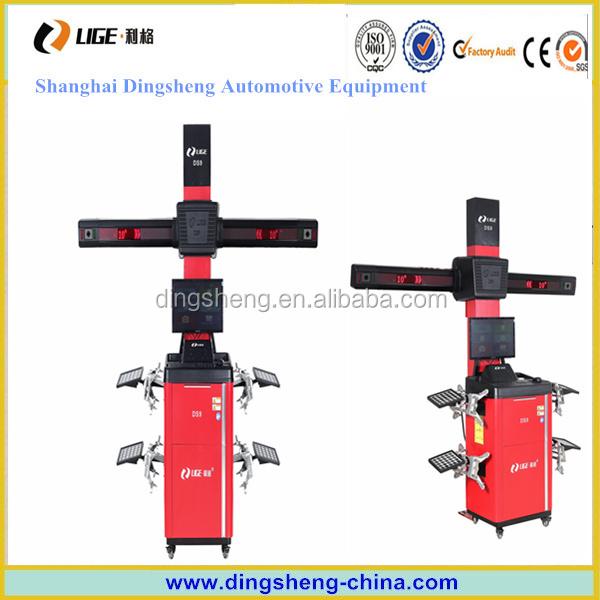 automotive alignment machine