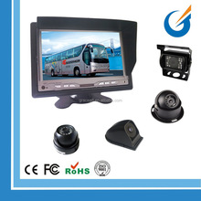 Bus/Truck Parking Rearview System with Night Vision Camera