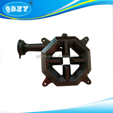 Cast iron gas stove & ring burner