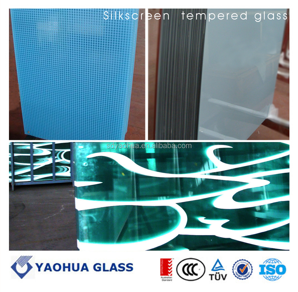 silkscreen glass