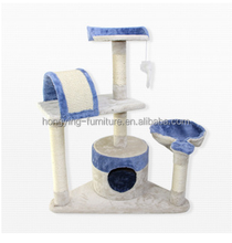 Luxury 37'' cat tree 2015 top selling