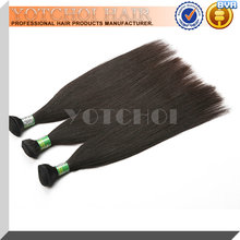 full cuticle 100% human virgin unprocessed wholesale black hair products