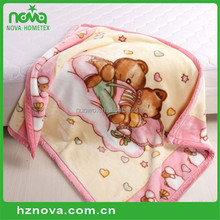 New Fashion Quality-Assured Wool Baby Blanket