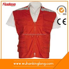 China Wholesale Custom Quick Release Vest