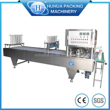Hot cheap Manufacturey Paper cup sealing machine for noodle