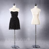 M005-88 Afellow Mannequin Hot sale Half body lady Female Hard foam mannequin torso tailor mannequin torso dress maker