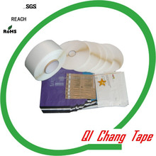 hot melt glue double sided tapes for security bag / election bags / one-time confidential bags