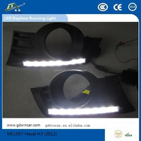 Competitive Price LED Daylight DRL Top Qulity Led Daylight DRL for Haval H3 LED Daytime Running Light (2012)