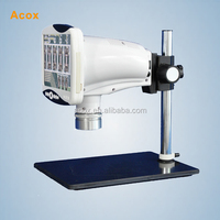 G Series industry LCD microscope with led ring light