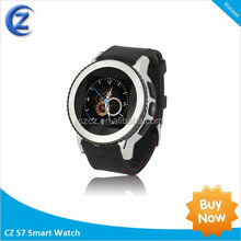 Popular new model watch mobile phone with Facebook SIM Card Camera