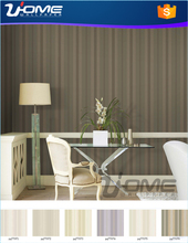 Uhome Simple European Style 3D Non-woven wall paint designs for bedrooms PG77076