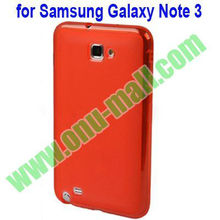 Newest product for Samsung Galaxy Note 3 III TPU Case (Orange)