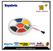 2015 China World Cup Spain Flag Face Paint face painting