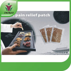 Factory price magnet physical therapy arthritis pain herbal patch