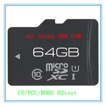 Wholesale Free sample 100% Full Capacity sd card video recorder micro sd memory card(OEM/ODM)