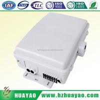 Hot sale Fiber optic distribution box & end glow outdoor fiber optic termination repeater box