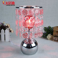 clear glass long stem candle holder citronella oil lamp modern ceiling lamp GZ1144