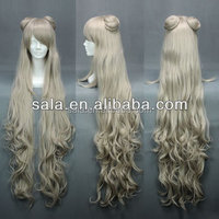 Wholesale High Quality Cosplay Wig Synthetic Wavy Wig Natural Looks Synthetic Hair Wigs