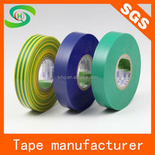 HQ Brand Colorful Insulating PVC Electrical Tape