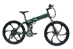 new 36v 350w folding electric pocket bikes cheap for sale G4(IW)