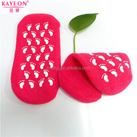 2015 beauty & personal foot care fairy tail lucy sexy girl gel breast mouse pad cooling gel pad cotton gel socks