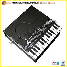 Note musicali foto di memo pad/notepad con supporto design affascinante di vendita prezzo di fabbrica