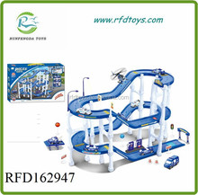 Plastic parking slot car toy railway car plastic toy used rail cars for sale