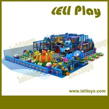 LL-I13 Toddler Amusement Park Indoor Soft Play Area