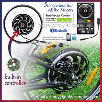 MagicPie 5 48V 1000W electric bicycle brushless hub motor, electric bicycle conversion kit