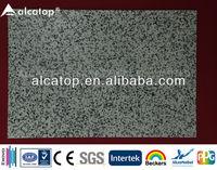 Aluminum Exterior Composite Panel in Stone Texture