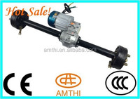 electric tricycle 2 kw brushless dc motor, rear axle motor kit, electric vehicle brushless dc motor