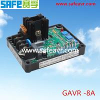 Brushless avr generator voltage regulator GAVR 8A