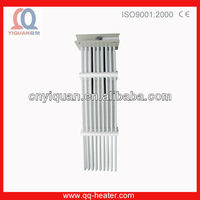Industrial 6kw teflon coil immersion heater