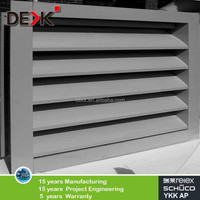 picture aluminium window louvers for exterior use