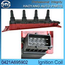 China wholesale auto parts for Japanese Car dry ignition coil OEM NO.:817 895 5,0421 A695902,55561132