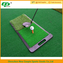 Two functions outdoor Golf Driving Range golf mat
