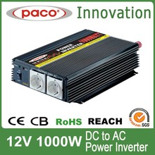 Modified Sine Wave 12V TO 220V Car Power Converter 1000W with CE Approval