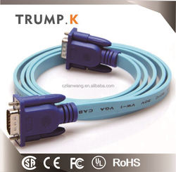[TRUMP K for you ] Full HD vga cable 30m 15M from China