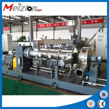 Nanjing plastic two stage extruder machine for PVC cable granules