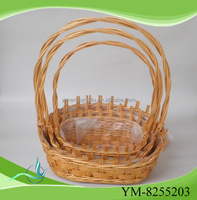 Top products 2015 empty Wicker Willow Basket
