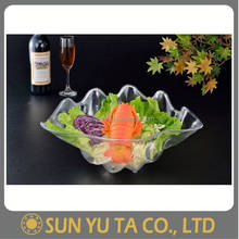 Manufacture hot sale salad bowl in assorted colors