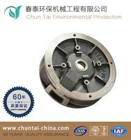 Precision casting bronze alloy pump casing cover