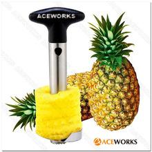 Máquina de cortar piña, fácil herramienta de la cocina