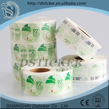 various cheap cosmetics roll stickers