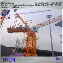 380m Rope length 100 ton crawler crane