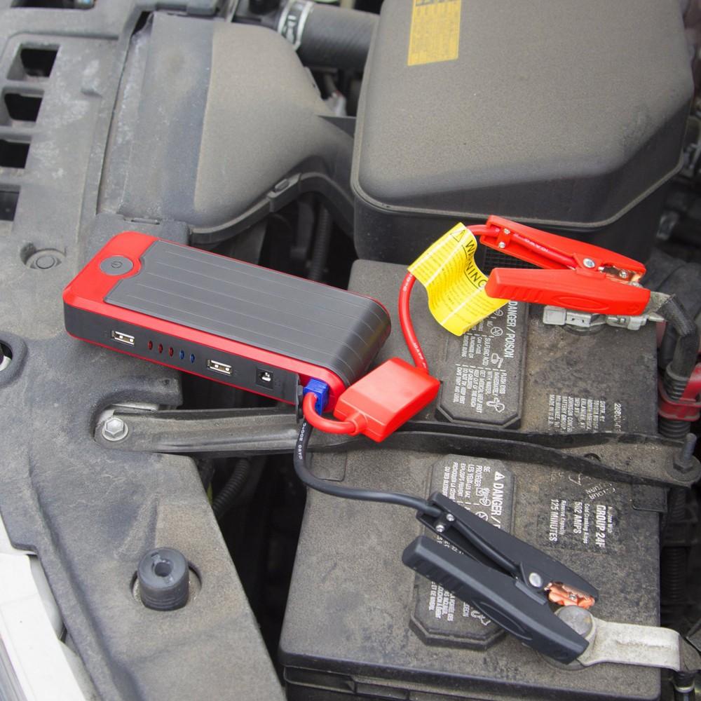 12000 мАч автомобиля аварийный запуск портативный power bank зарядное устройство скачок стартер для 12 В автомобильный аккумулятор скачок стартер