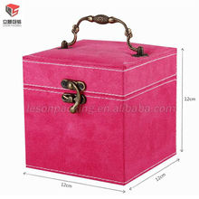 Fancy alibaba china small jewelry box drawer handles,box for jewelry,HOT new products for 2015