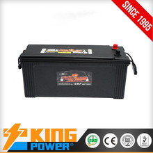 Maintenance Free car battery N120 auto battery 12V120AH with best prices