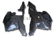 Carbon fiber Side Fairings for cbr600rr 2009